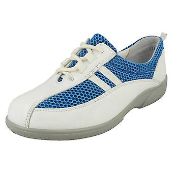 Ladies Easy B Casual Trainers Claudia