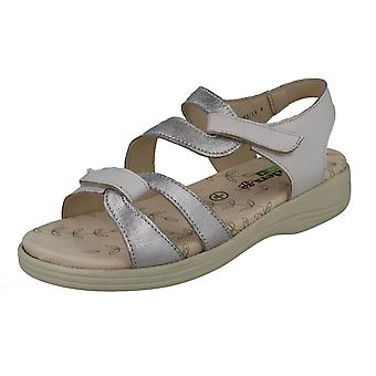 Ladies Padders Strappy Sandals Sunseek