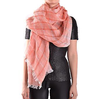 Altea Ezbc048066re Women's Orange Linen Shawl