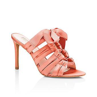 Avec Les Filles Womens Janelle Open Toe Formal Strappy Sandals