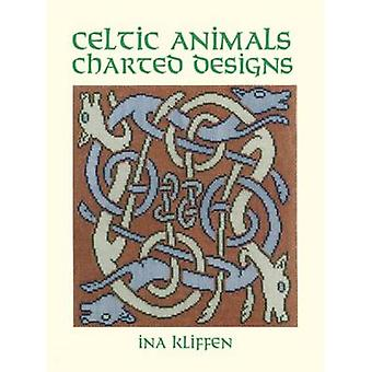Celtic Animals Charted Designs by Ina Kliffen - 9780486291253 Book