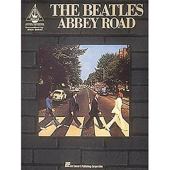 Beatles the Abbey Road Guitar Recorded Version Gtr Tab Bk by Beatles