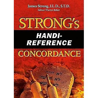 Strong's Handi-Reference Concordance by James Strong - 9780899571195