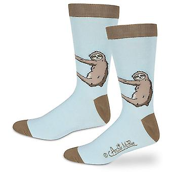 Archie McPhee Sloth Socks