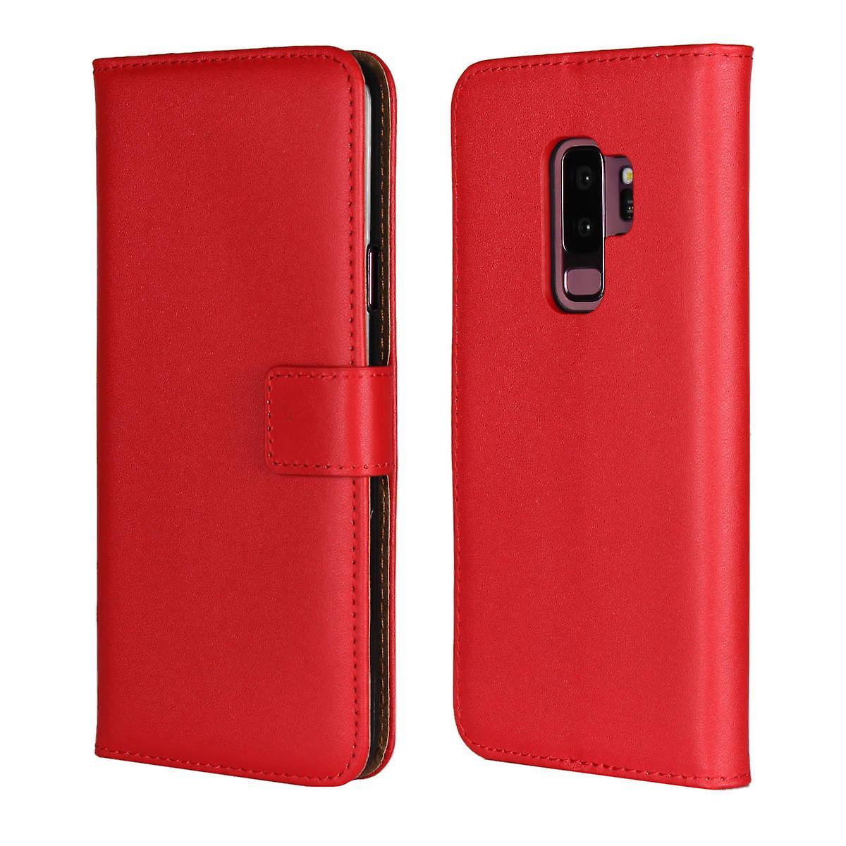 iCoverCase   Samsung Galaxy S9 Plus   Plånboksfodral