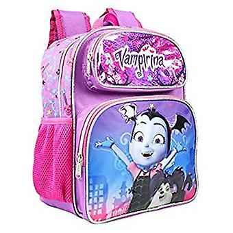 Small Backpack - Disney - Vampirina - Bat Purple 12