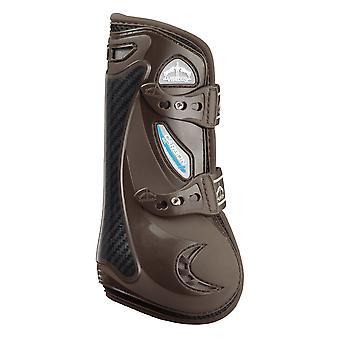 Veredus Carbon Gel Vento Front Tendon Boots - Brown
