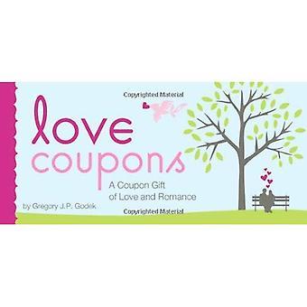 Liefde Coupons: een coupon gift van liefde en romantiek