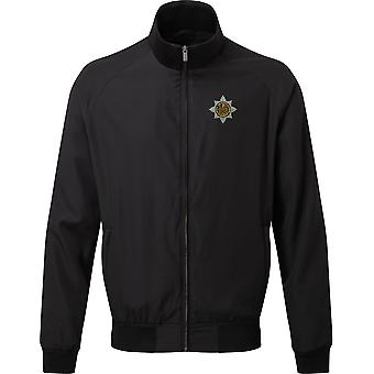 Royal Dragoon Guards - Licensed British Army Embroidered Harrington Jacket