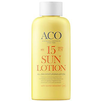 ACO Sun Lotion SPF 15 200ml ACO Sun Lotion SPF 15 200ml