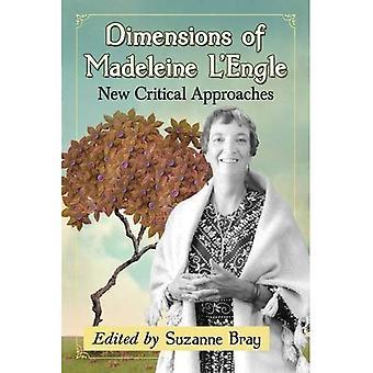 Afmetingen van Madeleine L'Engle: Critical Essays op de fictie
