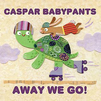 カス Babypants - 離れて私達は行く!【 CD 】 アメリカ輸入