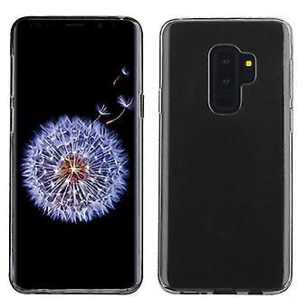 MYBAT Glossy Transparent Smoke Candy Skin Cover for Galaxy S9 Plus