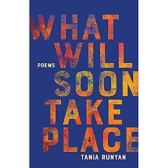 What Will Soon Take Place:� Poems (Paraclete Poetry)