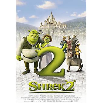Shrek 2 (Style A) (2004) Original Cinema Poster