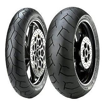 Pneus Moto Pirelli Diablo ( 240/40 ZR18 TL (79W) roue arrière, M/C )