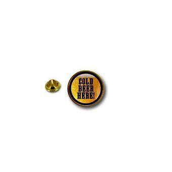 Pine PineS Pin Badge Pin-apos;s Metal Biker Motard Biere Fraiche Beer Cold