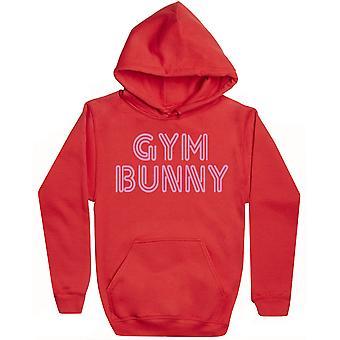 Gym Bunny - Womens Hoodie