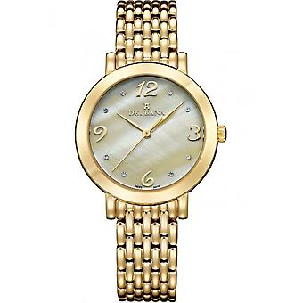 Delbana - Wristwatch - Ladies - Dress Collection - 42701.613.1.524 - Villanova