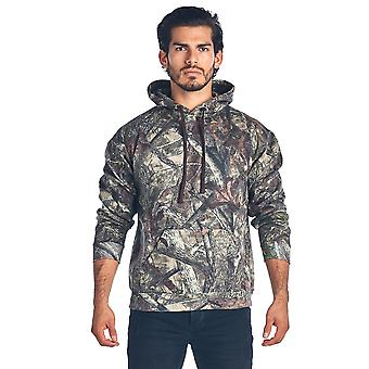 Camo Jagd Hoodie Camouflage authentische wahre Holz