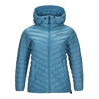 Peak Performance Womens Frost Hooded Jacket