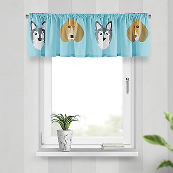 Meesoz Querbehänge - Puppies Blue