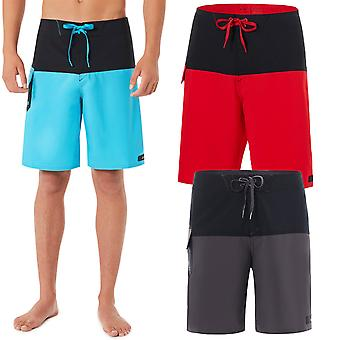 Oakley Sport Mens Road Block 20-quot; Quick Drying Board Shorts