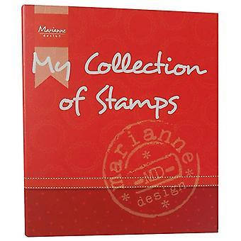 Marianne Design Stamp kansio 12 läpinäkyvä Sheets