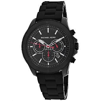 Michael Kors Men's Reloj de marcación negra - MK8667