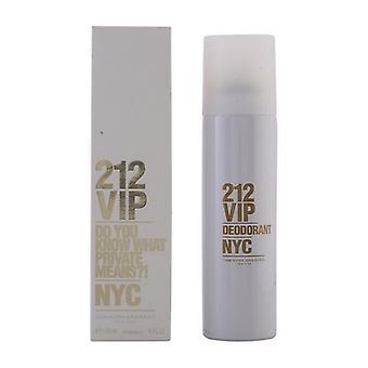 Spray Deodorant 212 Vip Carolina Herrera (150 ml)