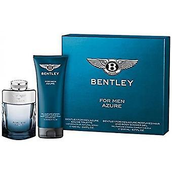 Bentley Azure Box - Toilet Water and Shower Gel