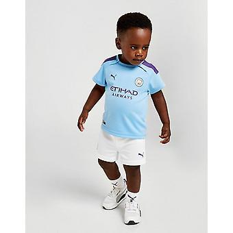 جديد بوما مانشستر سيتي FC 2019/20 الثالث كيت الرضع الأصفر