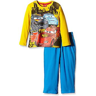 Jungen Disney Cars / Lightning McQueen Long Sleeve Pyjama Set