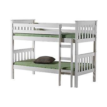 PORTLAND BUNK BED WHITE