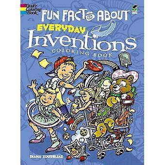 Fatos divertidos sobre invenções cotidianas por Diana Zourelias