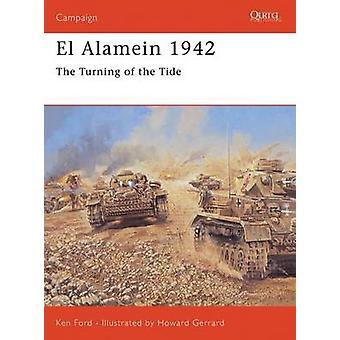 El Alamein 1942 door Ken Ford