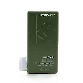 Kevin Murphy Maxi.Wash (Detox Shampoo - For Coloured Hair) 250ml/8.4oz