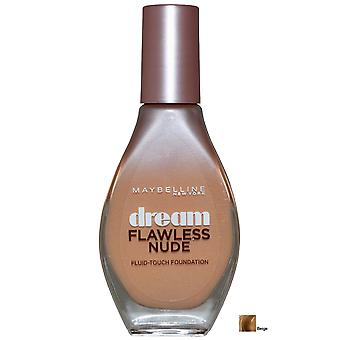 Maybelline Dream Touch fluide Nude impeccable Fondation 20ml naturelles (#22)