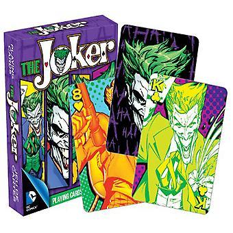 DC Comics the Joker Comics Playing Cards