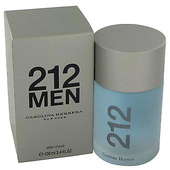 212 after shave by carolina herrera   414598 100 ml