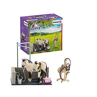 Schleich Horse Club At Yıkama Alanı Playset