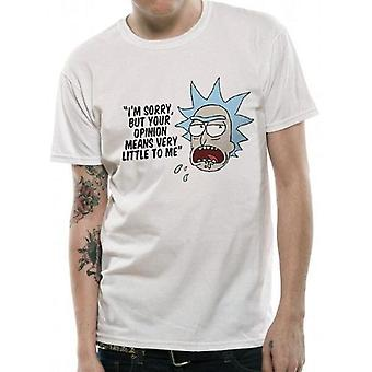 Rick And Morty - Opinion T-Shirt