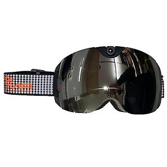 MFI Intelligent Ski Mask Nieuwe OXY Full HD gepolariseerd