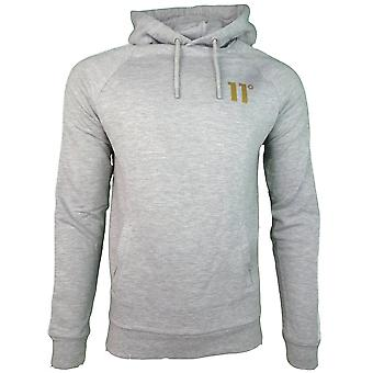 11 Degrees Sweatshirt/Hoodies Taped Pull Over Hoodie
