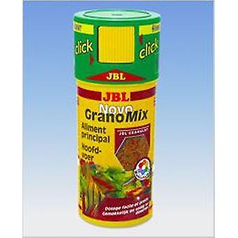 JBL Novogranomix Click (Fish , Food)