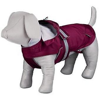 トリクシー ボルドー コート イゼーオ (犬、犬の服、コート、ケープ)