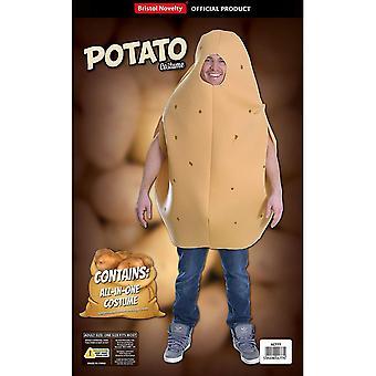 Bristol Novelty Unisex Adults Potato Costume