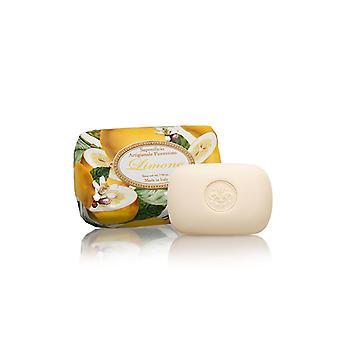 Saponificio Artigianale Fiorentino Handmade Soap - Lemon - Lovingly Wrapped in Wraps 200g