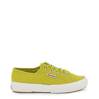 Superga Original Women Spring/Summer Sneakers - Green Color 33114