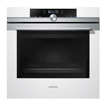 Pyrolytic oven siemens ag hb673gbw1f 71 l tft display 3600w white